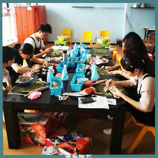 陕西神木_培训服务-陶艺课程-上海亲乐陶艺